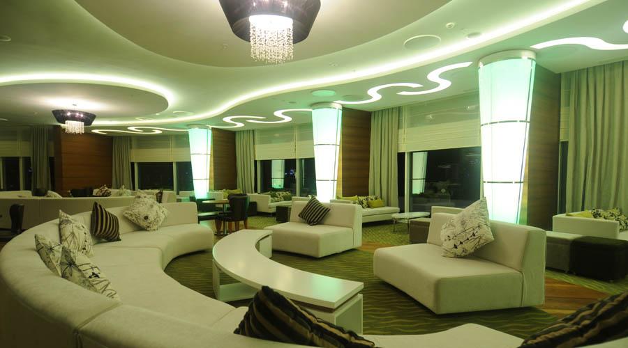Gold Island Hotel - Blok A lobby