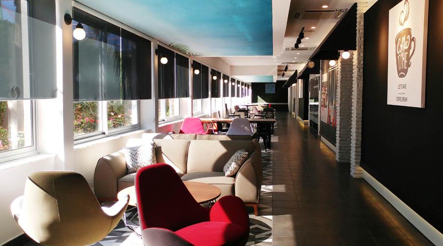 Gold Island Hotel - Blok B lobby