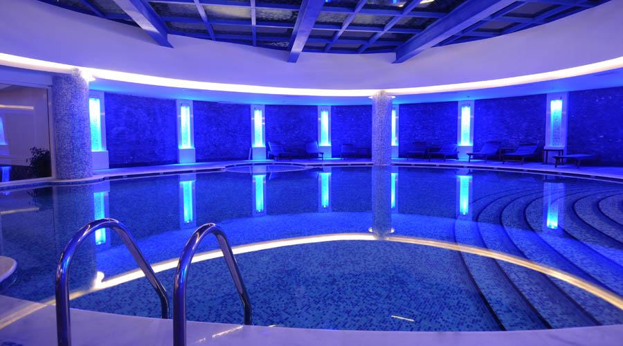 Gold Island Hotel - Blok A vnitřní bazén