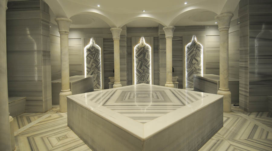 Gold Island Hotel - Blok A turecké lázně