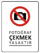 Fotografování v Turecku