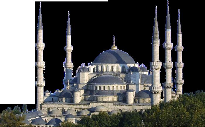 Mešity v Turecku