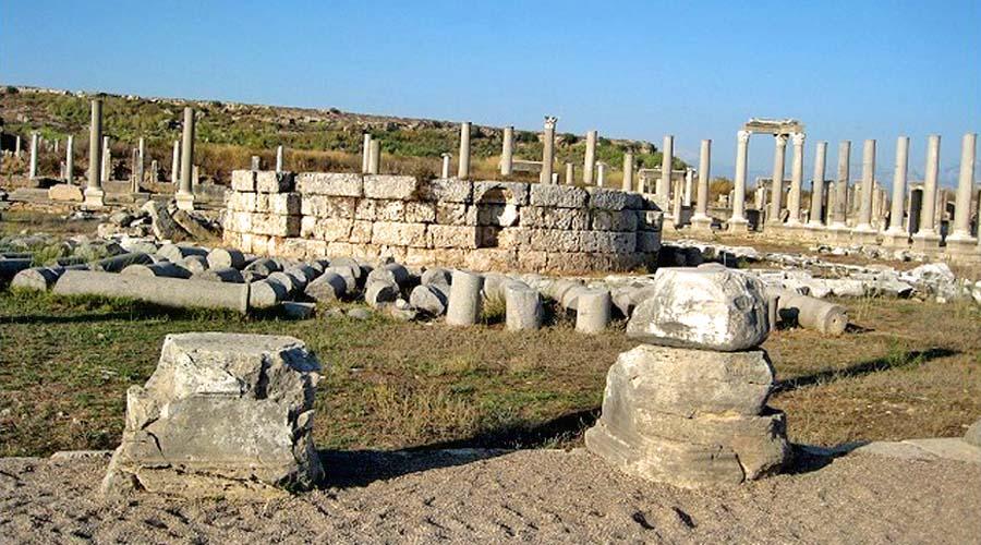 Perge - Aspendos – Kuršunlu