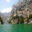 Zelený kaňon