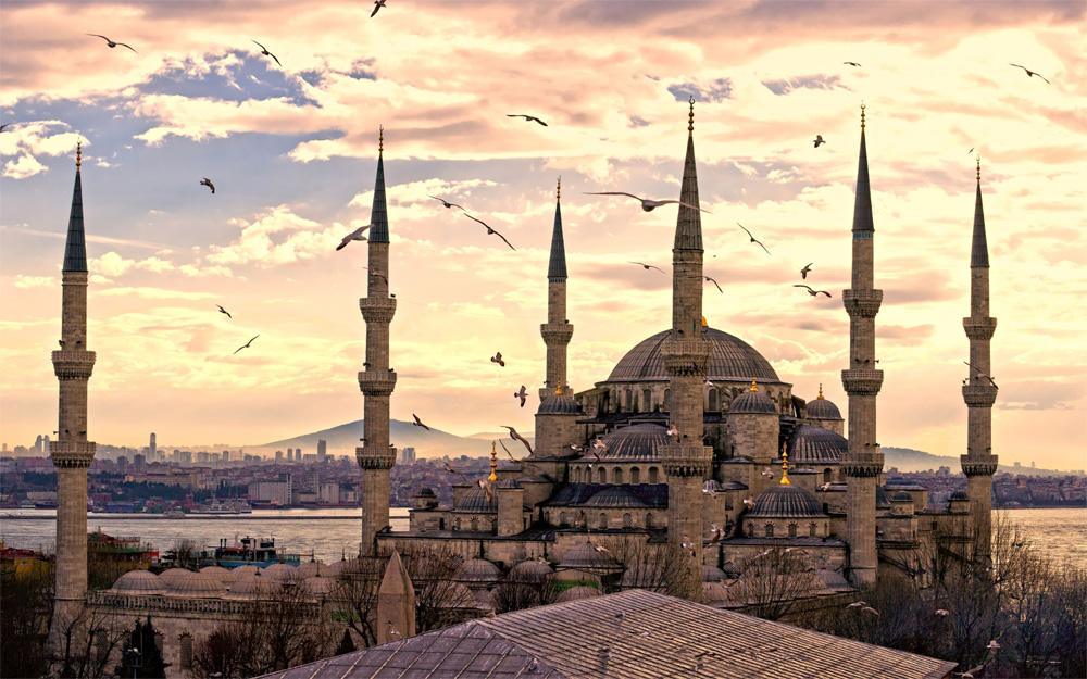 Islám v Turecku