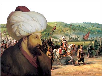 Fatih Sultan Mehmet - Dobyvatel