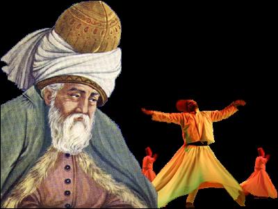 Mevlana Celaleddin Rumi Turecko