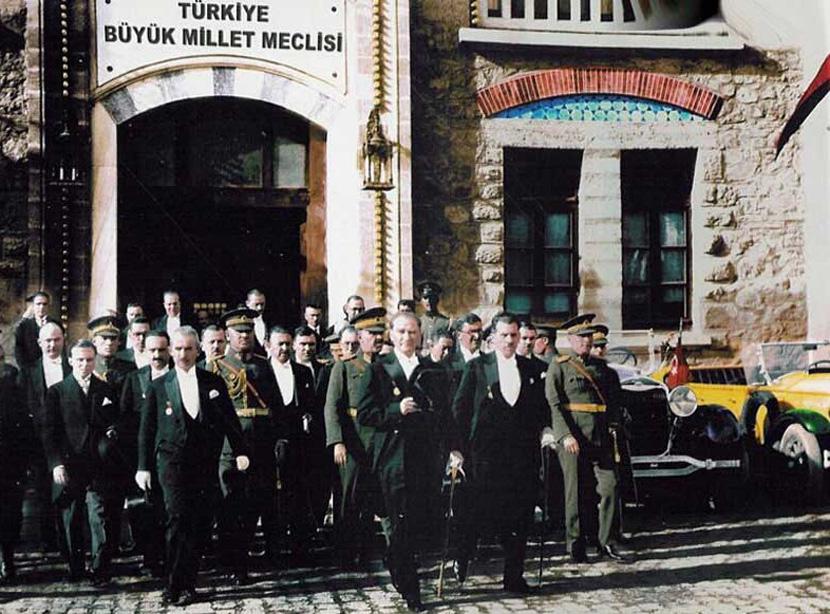 Ustanovení Turecké republiky