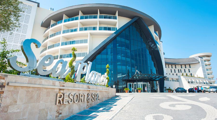 Sea Planet Resort Spa Hotel