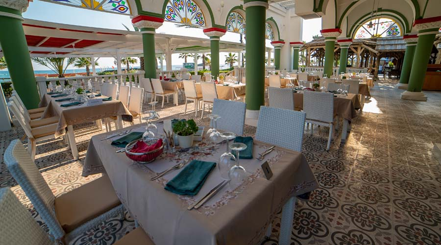 Kamelya K Club Hotel - A'la carte restaurace