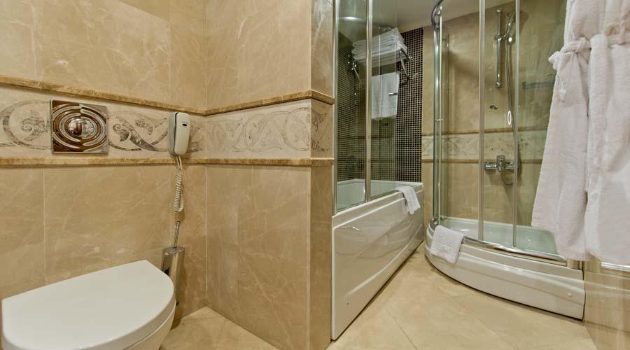 Kamelya Selin Hotel - Rodinný suite pokoj