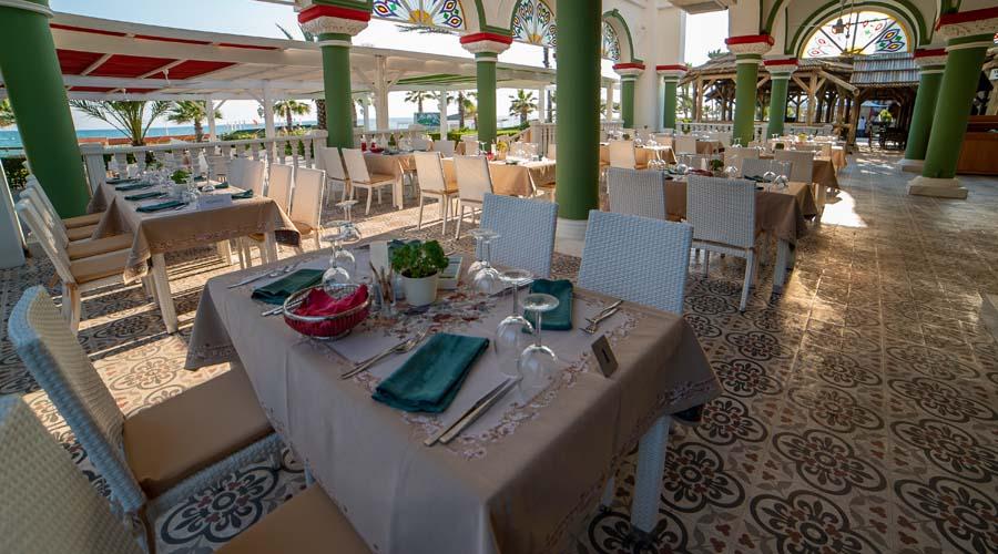 Kamelya Selin Hotel - A'la carte restaurace