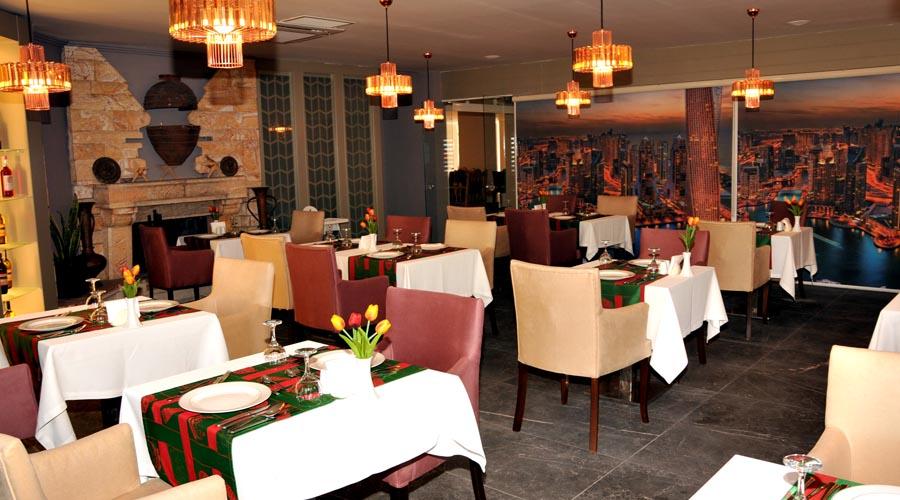 Nerton Hotel – A'la carte restaurace