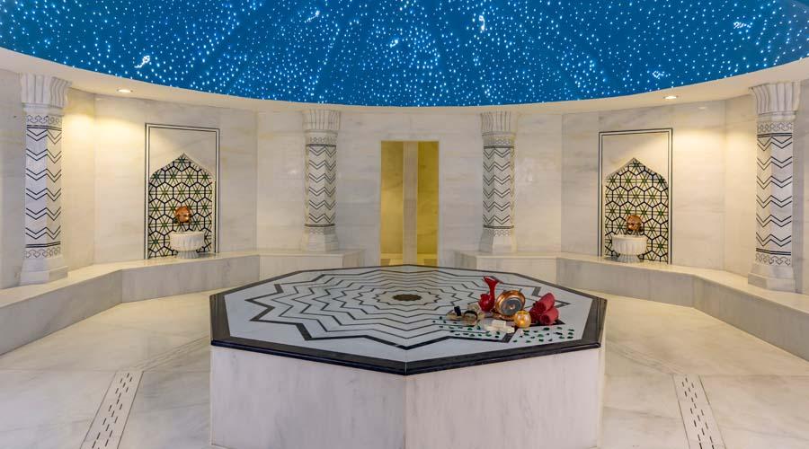 Royal Taj Mahal Hotel - Turecké lázně