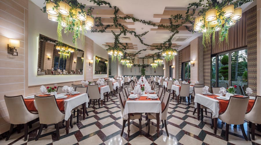 Saphir Hotel - Italská a'la carte restaurace