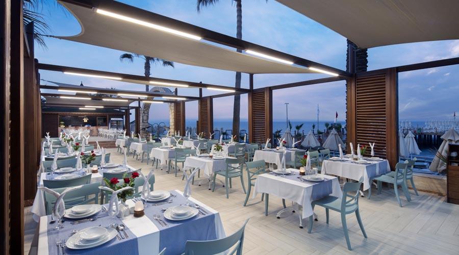 Saphir Hotel - Rybí a'la carte restaurace