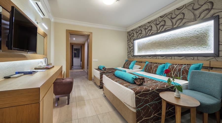 Saphir Hotel - Villa family deluxe pokoj