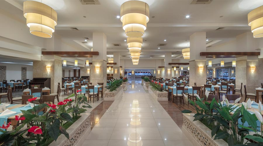 Saphir Resort Spa Hotel – Restaurace