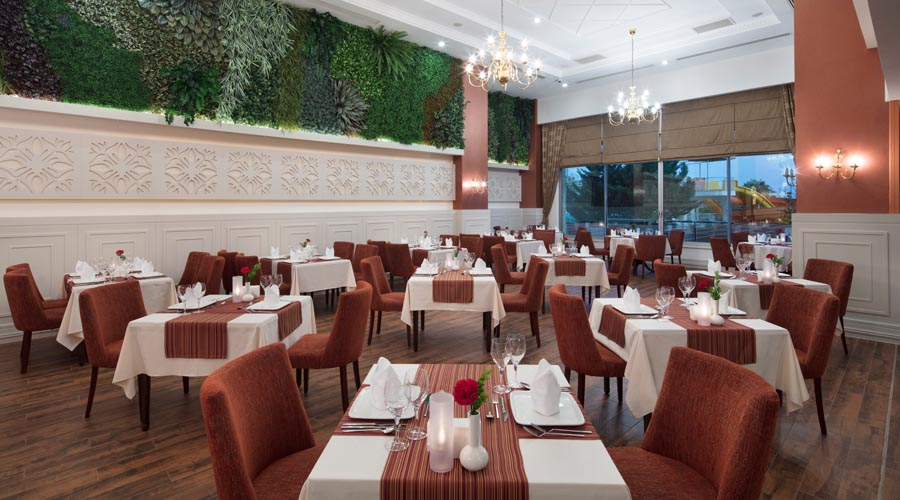 Saphir Resort Spa Hotel – Italská a'la carte restaurace